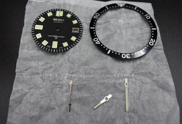 ●即納 送料無料●希少★交換部品付属★70年代 SEIKO セイコー セカンドダイバー 6105-8110 植村直己モデル 150m ビンテージ メンズ 腕時計_画像8