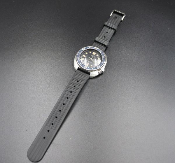●即納 送料無料●希少★交換部品付属★70年代 SEIKO セイコー セカンドダイバー 6105-8110 植村直己モデル 150m ビンテージ メンズ 腕時計_画像7