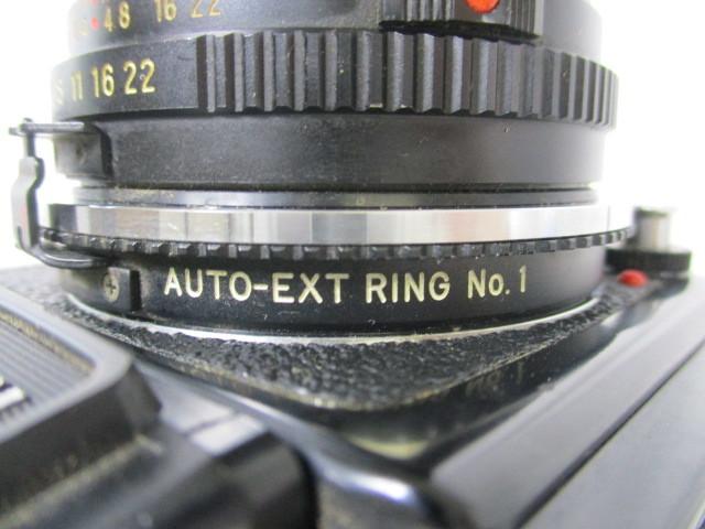 03KFN 【美品】 mamiya 645 マミヤ M645 1000S MAMIYA-SEKOR C 80mm 1:2.8 f=70mm No.53278 中判カメラ フィルムカメラ レトロ _画像9