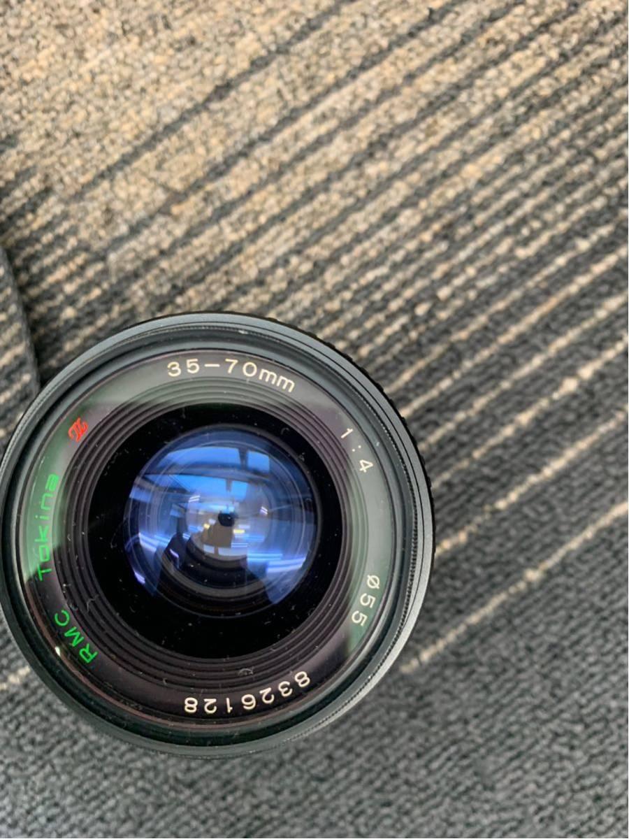 カメラ まとめ売り 17台 konica ヤシカ minolta 等 コンパクトカメラ 一眼レフ+オマケ付き_画像7