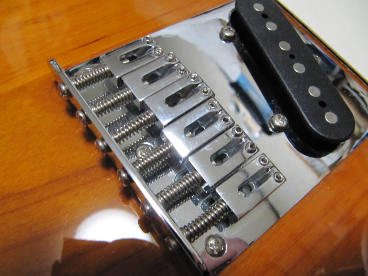 1955■スクワイア/フェンダー テレキャスター ボディ アフィニティ シリーズ Squier By Fender TELECASTER Affinity■ _画像4