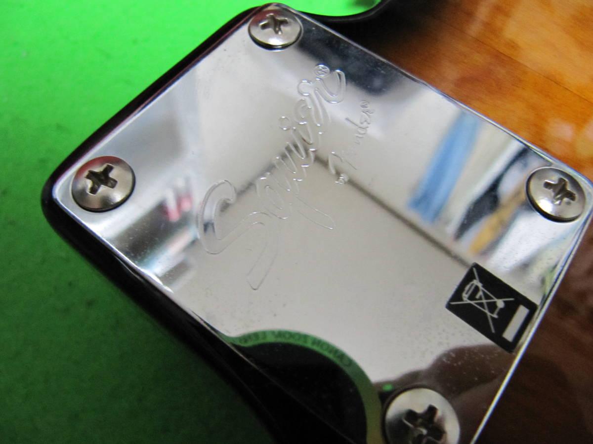 1955■スクワイア/フェンダー テレキャスター ボディ アフィニティ シリーズ Squier By Fender TELECASTER Affinity■ _画像6