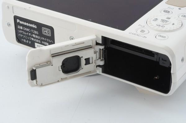 *一円出品売り切り!* Panasonic LUMIX DMC-TZ85 パナソニック コンパクトデジタルカメラ バッテリー、チャージャー付 #411_画像8
