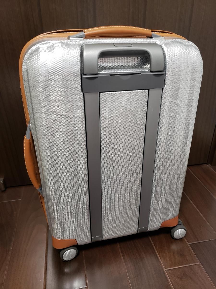 Samsonite 売切り♪サムソナイト ライトキューブデラックス スピナー 55 アルミニウム 36.5L 4輪 機内持込み ハード ビジネス スーツケース_画像6