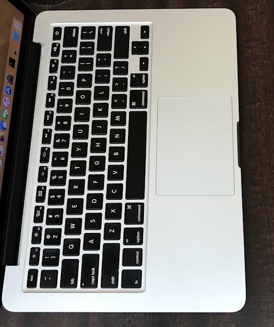 ♪Macbook Pro A1425 Retina i7/メモリ8GB/SSD256GB/Mac OS X 10.14.5♪_画像3