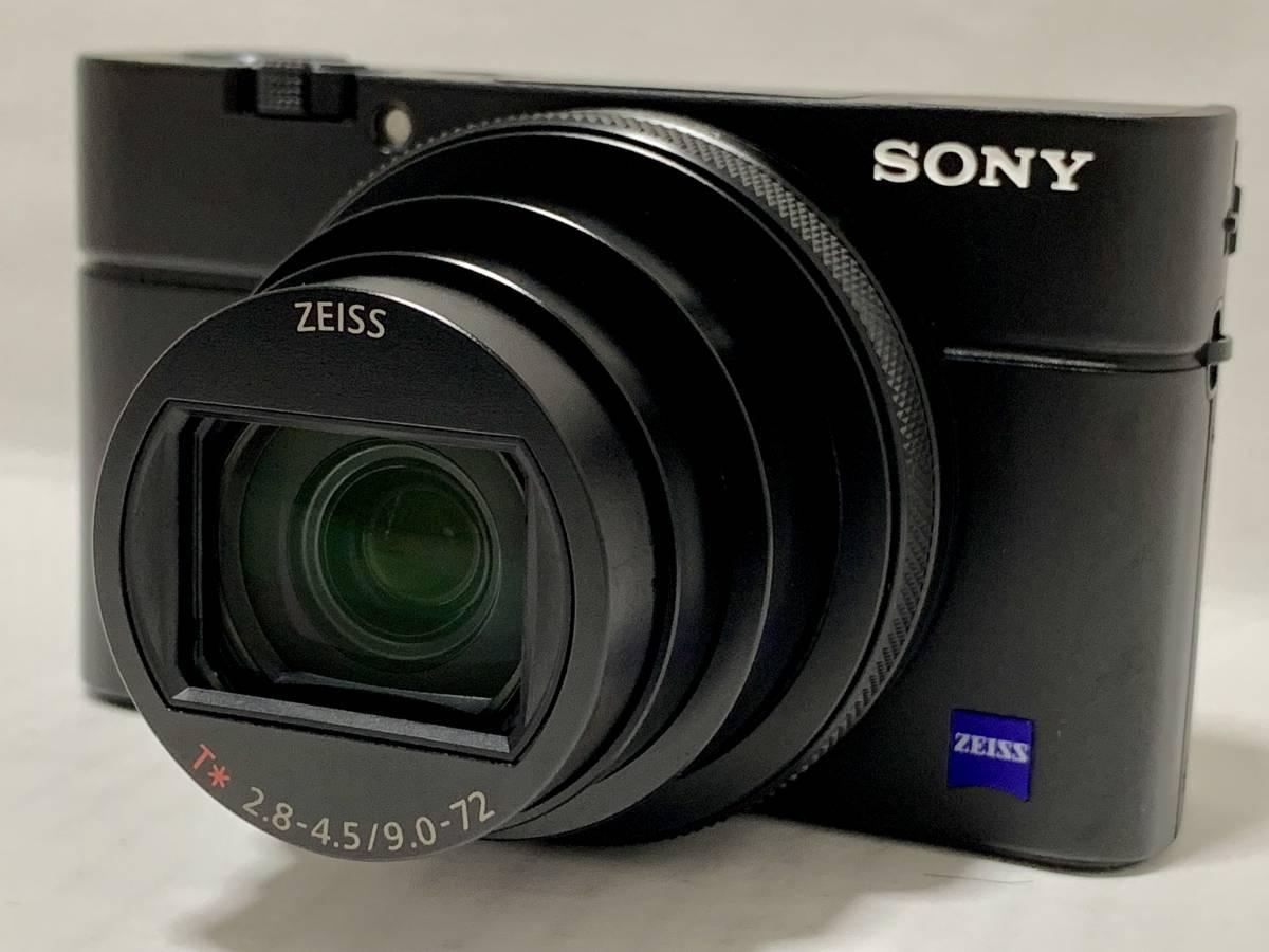 ◇極美品◇ Sony ソニー デジタルカメラ DSC-RX100 M6 _画像2