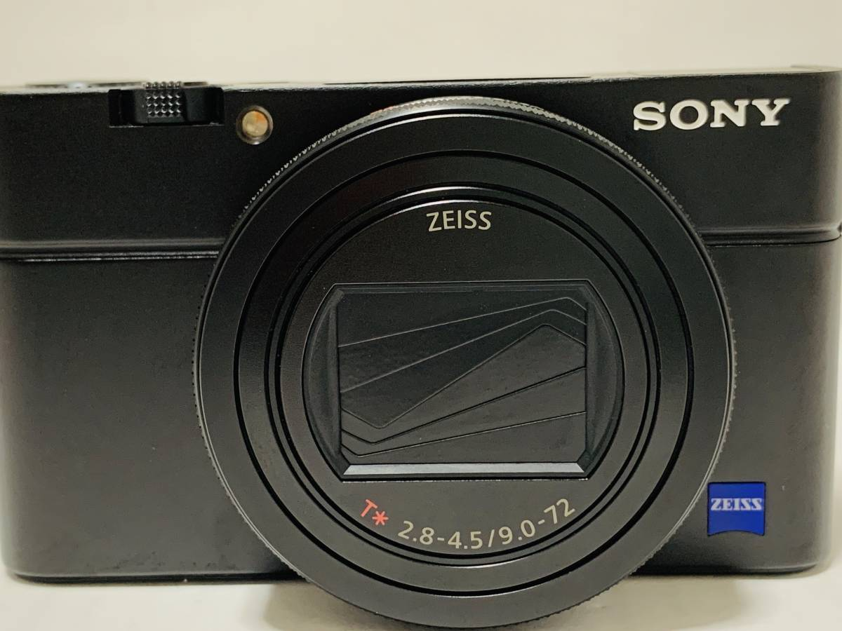 ◇極美品◇ Sony ソニー デジタルカメラ DSC-RX100 M6 _画像4