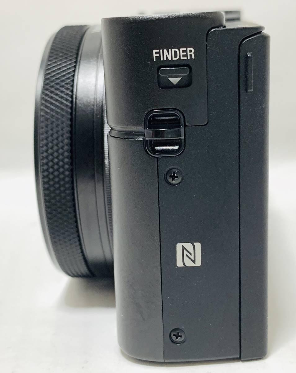 ◇極美品◇ Sony ソニー デジタルカメラ DSC-RX100 M6 _画像6