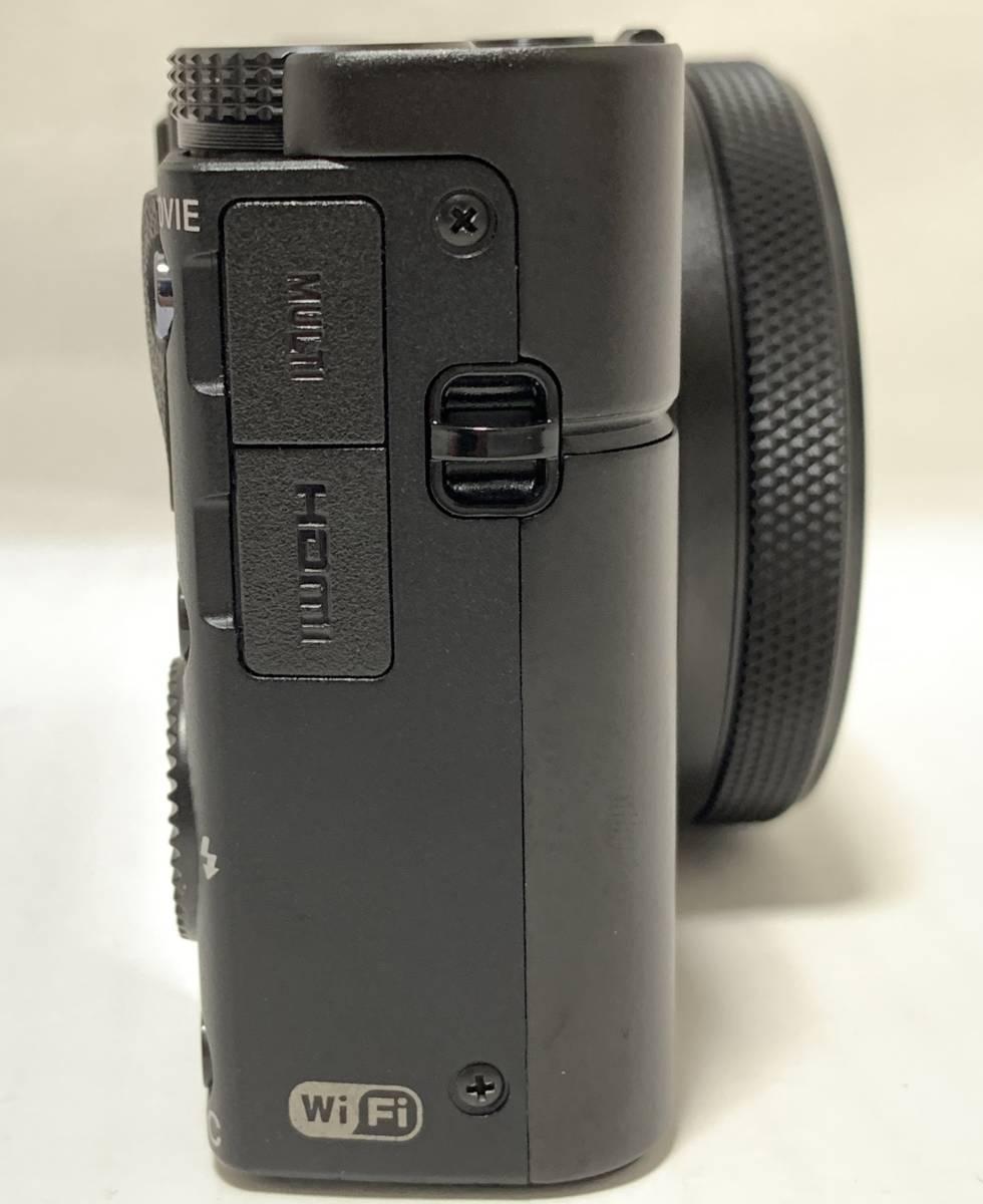 ◇極美品◇ Sony ソニー デジタルカメラ DSC-RX100 M6 _画像5