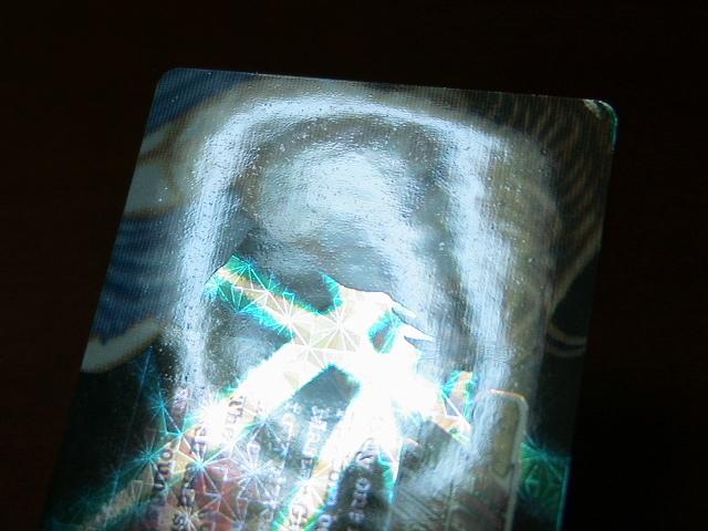 『リクエスト出品可能』レア・マイナーカード・FIGHTER'S HISTORY・No.37・1枚です。(バーコードバトラー対応カード)★カードダスなど_画像4