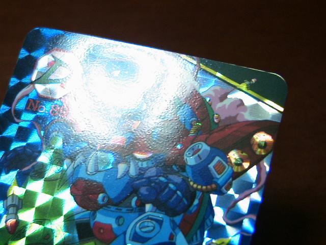 『リクエスト出品可能』ロックマンX3カードダス(1995)・No.89・1枚です。★PPカード・バンプレストカード・ヒーローコレクションなど_画像3