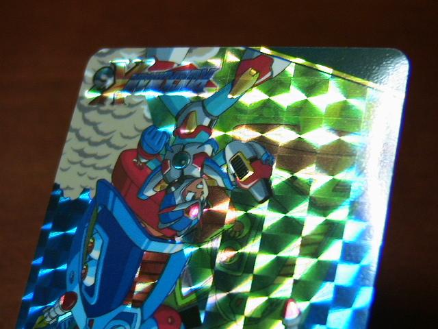 『リクエスト出品可能』ロックマンX3カードダス(1995)・No.89・1枚です。★PPカード・バンプレストカード・ヒーローコレクションなど_画像7