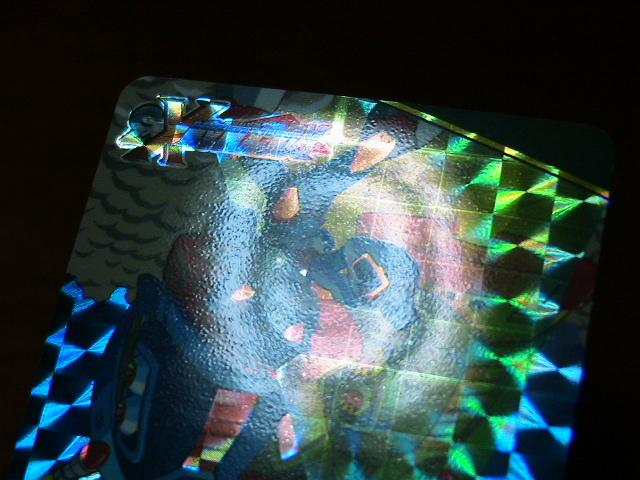 『リクエスト出品可能』ロックマンX3カードダス(1995)・No.89・1枚です。★PPカード・バンプレストカード・ヒーローコレクションなど_画像6