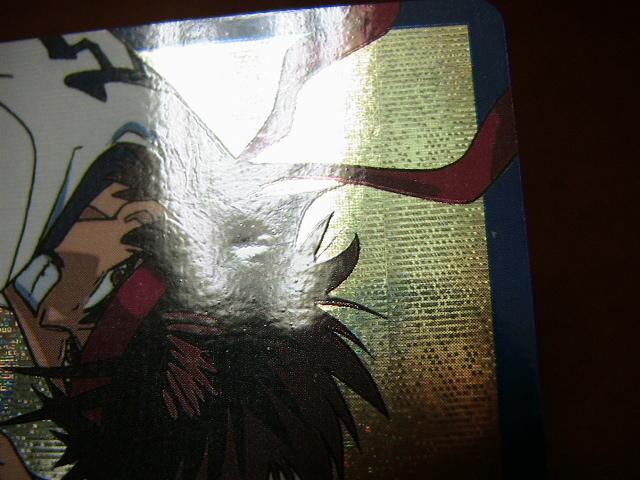 『リクエスト出品可能』食玩マイナーカード・るろうに剣心・十一・1枚です。★カードダス・PP・バンプレスト・ヒーローコレクションなど_画像4