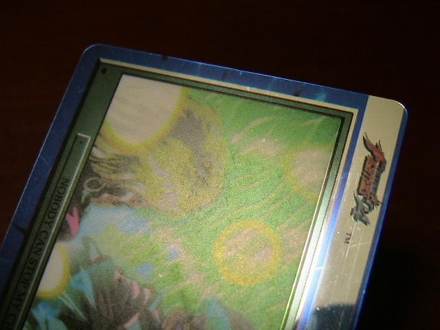 『リクエスト出品可能』マイナーカード・KOF'94カード・No.4・1枚です。(SNK・ユウYUU・格闘・格ゲー)★カードダス・PPなど_画像3