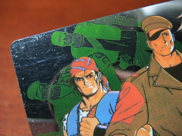 『リクエスト出品可能』マイナーカード・KOF'94カード・No.4・1枚です。(SNK・ユウYUU・格闘・格ゲー)★カードダス・PPなど_画像8