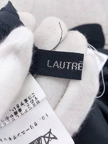 ◇ LAUTREAMONT ロートレアモン ノースリーブ 膝丈 ワンピース 1 ブラック * ◆ 1000027748663_画像3