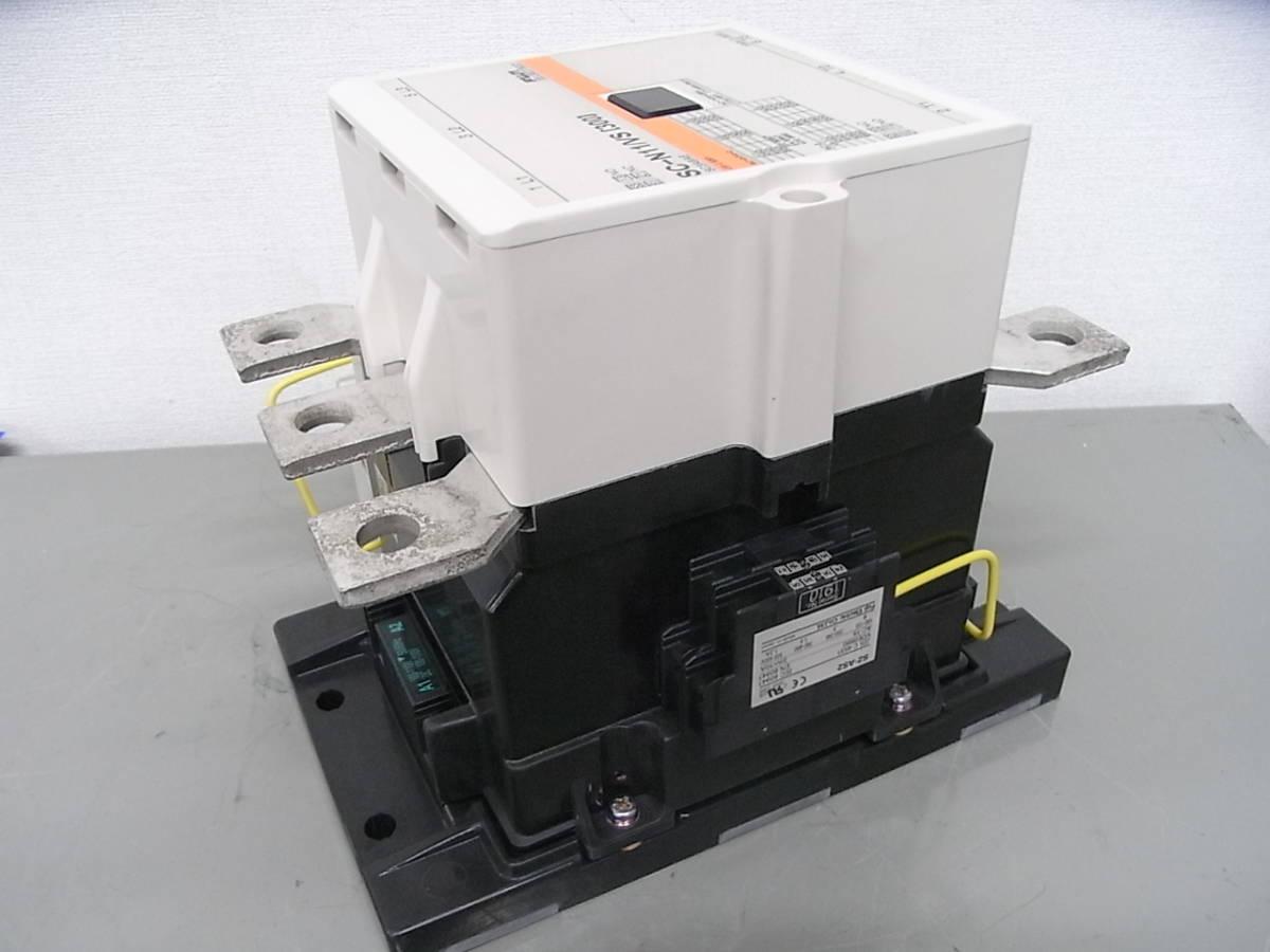 Fuji Electric SC-N11 , SZ-AS2 POLE CONTACTOR (K3 18)_画像4