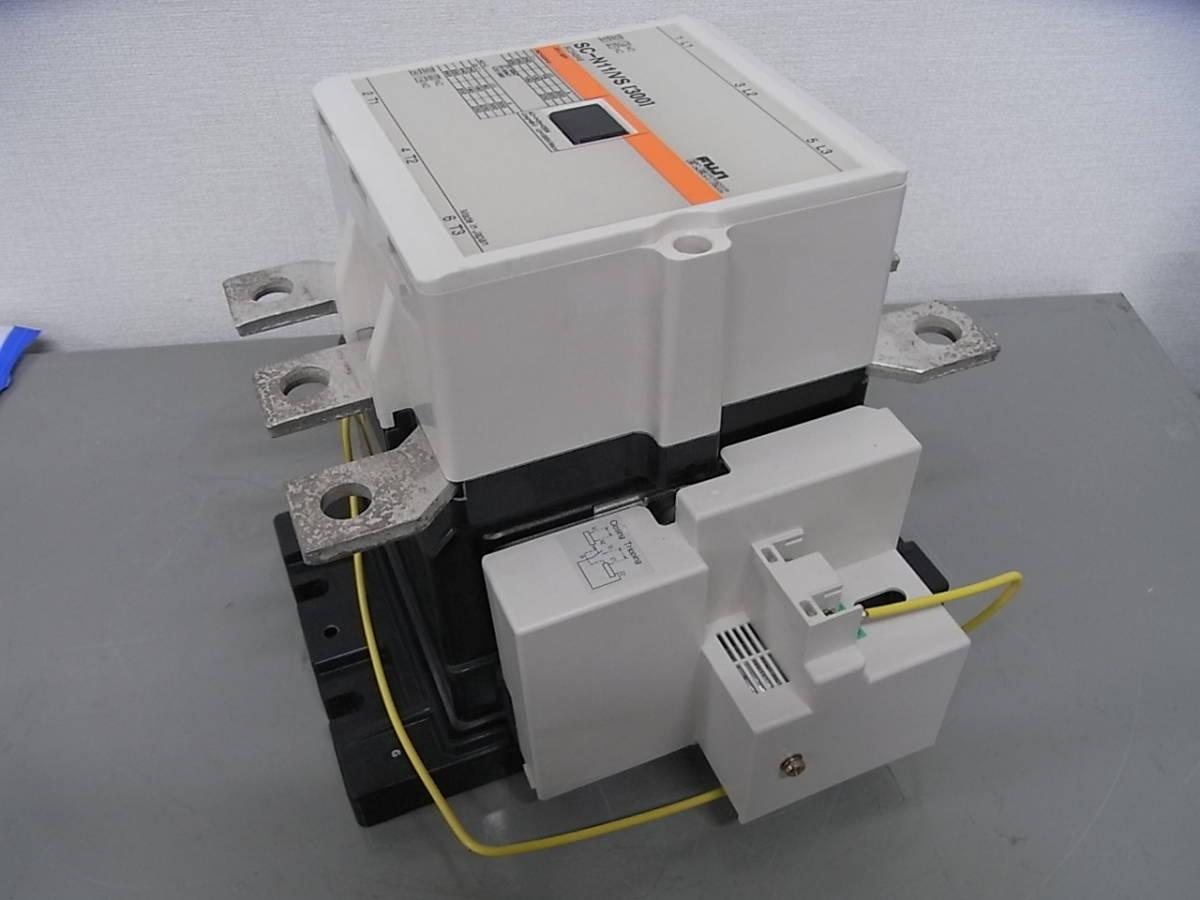 Fuji Electric SC-N11 , SZ-AS2 POLE CONTACTOR (K3 18)_画像2
