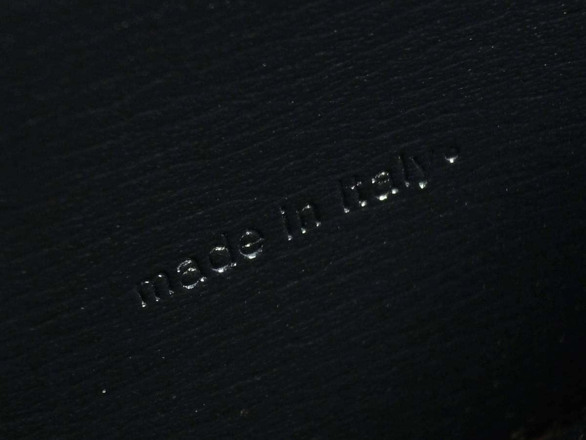 廃盤 美品 Cartier カルティエ 二つ折り長札入れ サファイアライン レザー 濃紺 ネイビー L3000149 メンズ レディース 送料無料 お札入れ_画像8