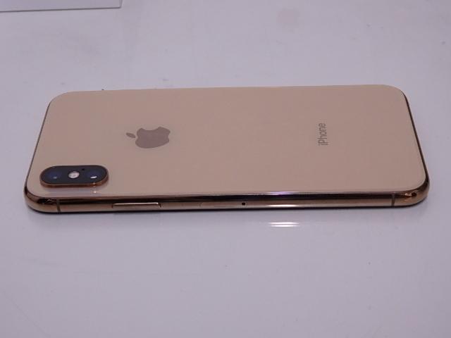 液晶ジャンク 国内版SIMフリー iPhone XS 64GB ゴールド NTAY2J/A_画像8