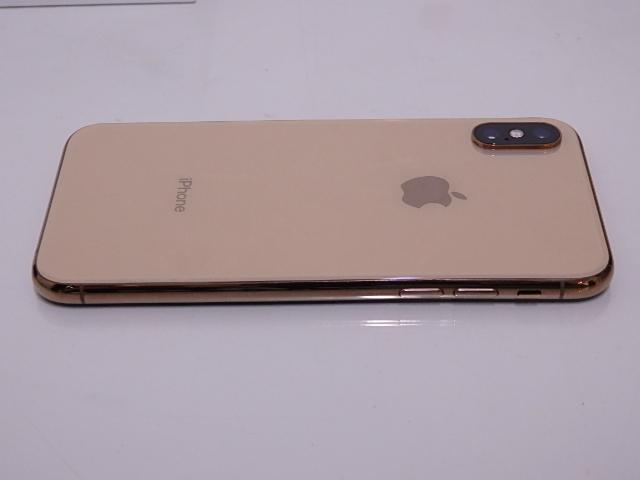 液晶ジャンク 国内版SIMフリー iPhone XS 64GB ゴールド NTAY2J/A_画像6