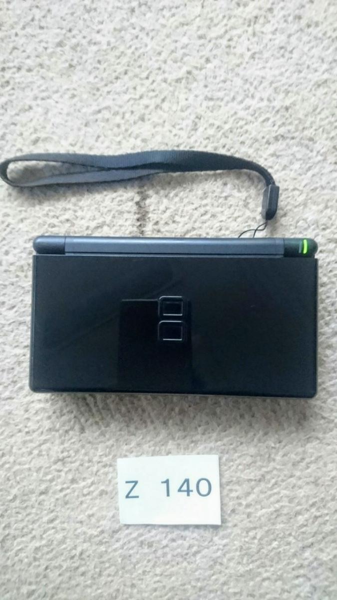任天堂 Nintendo ニンテンドー DS Lite USG-001 本体 のみ エナメルネイビー タッチペン 携帯 ゲーム ゲームボーイ アドバンス ソフト可_画像2