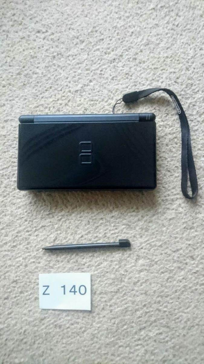 任天堂 Nintendo ニンテンドー DS Lite USG-001 本体 のみ エナメルネイビー タッチペン 携帯 ゲーム ゲームボーイ アドバンス ソフト可_画像4