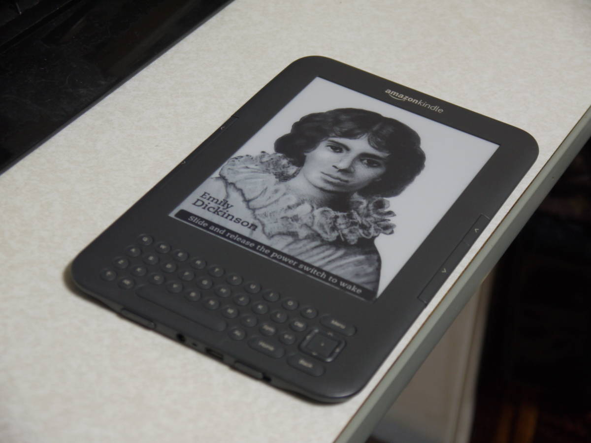 """amazon kindle MODEL:D009001 Wi-Fi 6"""" E Ink Display eBook Reader with Genuine Smart Case_画像2"""