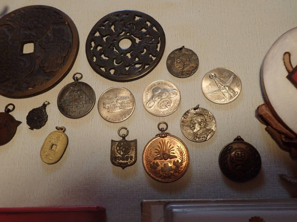古いメダルコレクションまとめて スポーツ/万博/皇室/オリンピック/その他_画像6