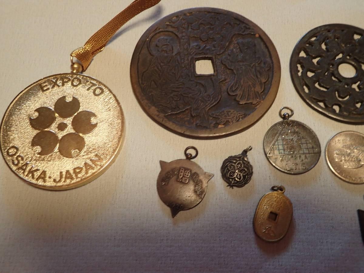 古いメダルコレクションまとめて スポーツ/万博/皇室/オリンピック/その他_画像7