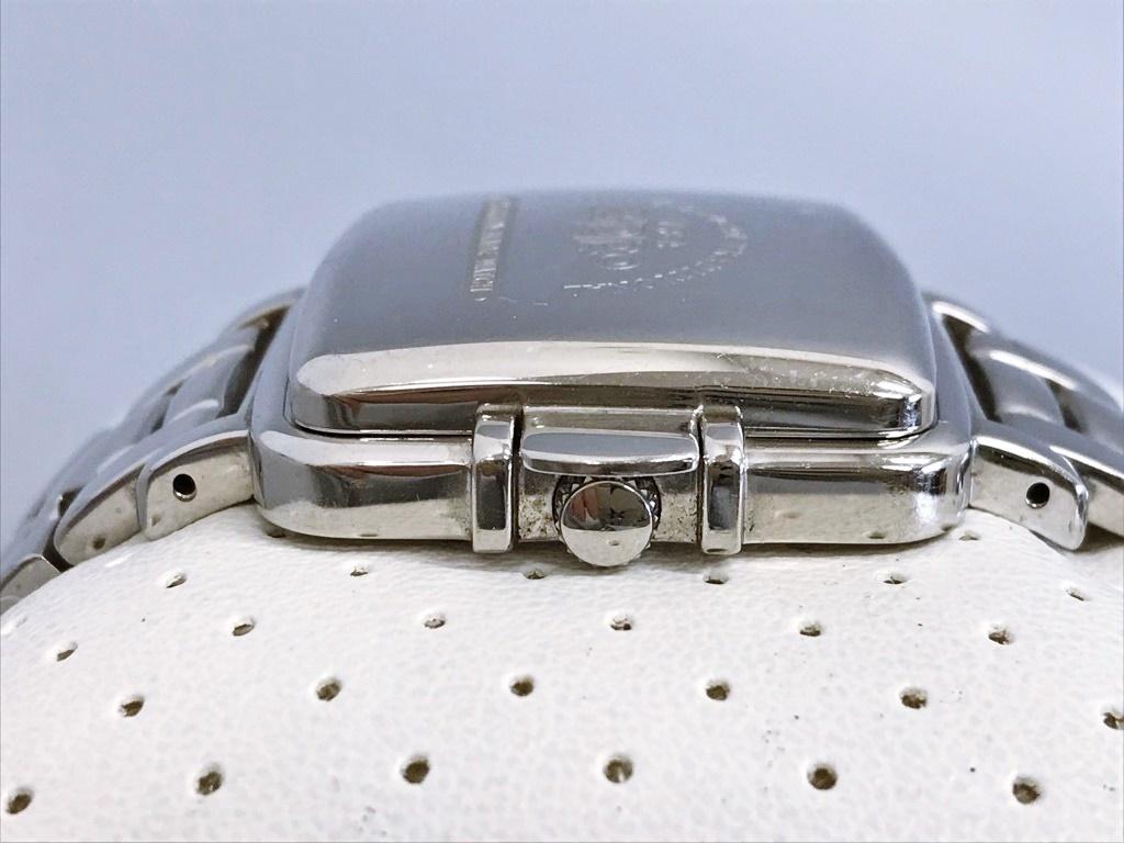 ジャンク品 Zippo ジッポ 10周年記念腕時計 03 No.0035 メンズ腕時計 記念腕時計 ウォッチ カバー付きウォッチ_画像5