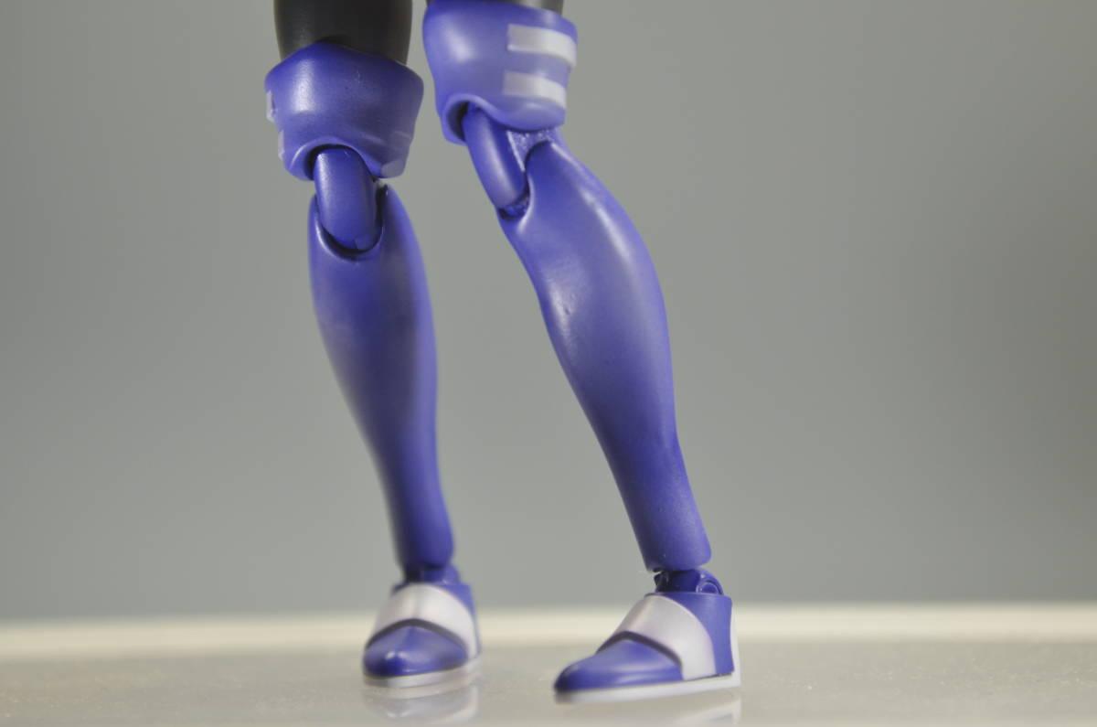 Figure-riseStandard ダイバーアヤメ 改修&塗装済み完成品_画像9