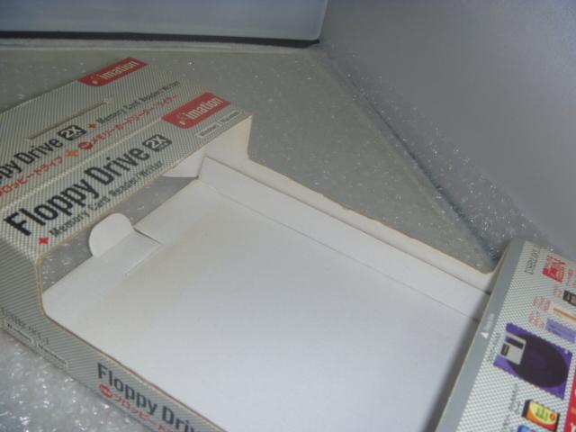 Floppy Drive 2x 2倍速 Vista対応 FD2X-FGW imation_画像6