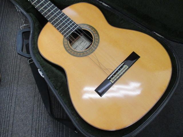 Casimiro Lozano カシミーロ ロサーノ 1996年 クラシックギター_画像2