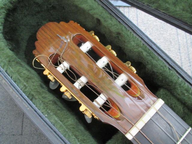 Casimiro Lozano カシミーロ ロサーノ 1996年 クラシックギター_画像4