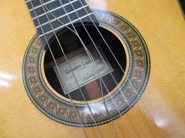 Casimiro Lozano カシミーロ ロサーノ 1996年 クラシックギター_画像5