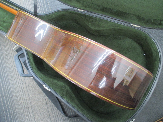 Casimiro Lozano カシミーロ ロサーノ 1996年 クラシックギター_画像6