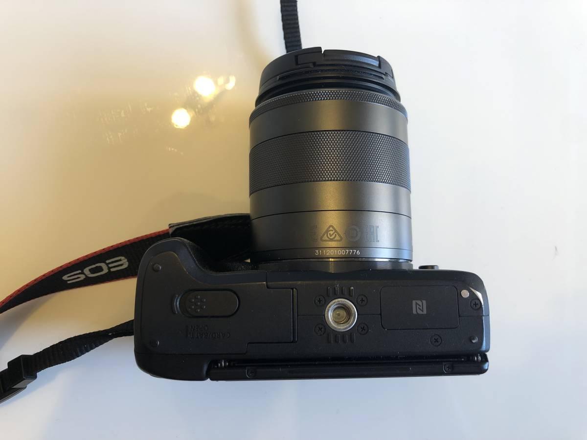 ☆Canon キャノン EOS M3 EF-M18-55 IS STM EF-M55-200 IS STM Kit☆_画像3