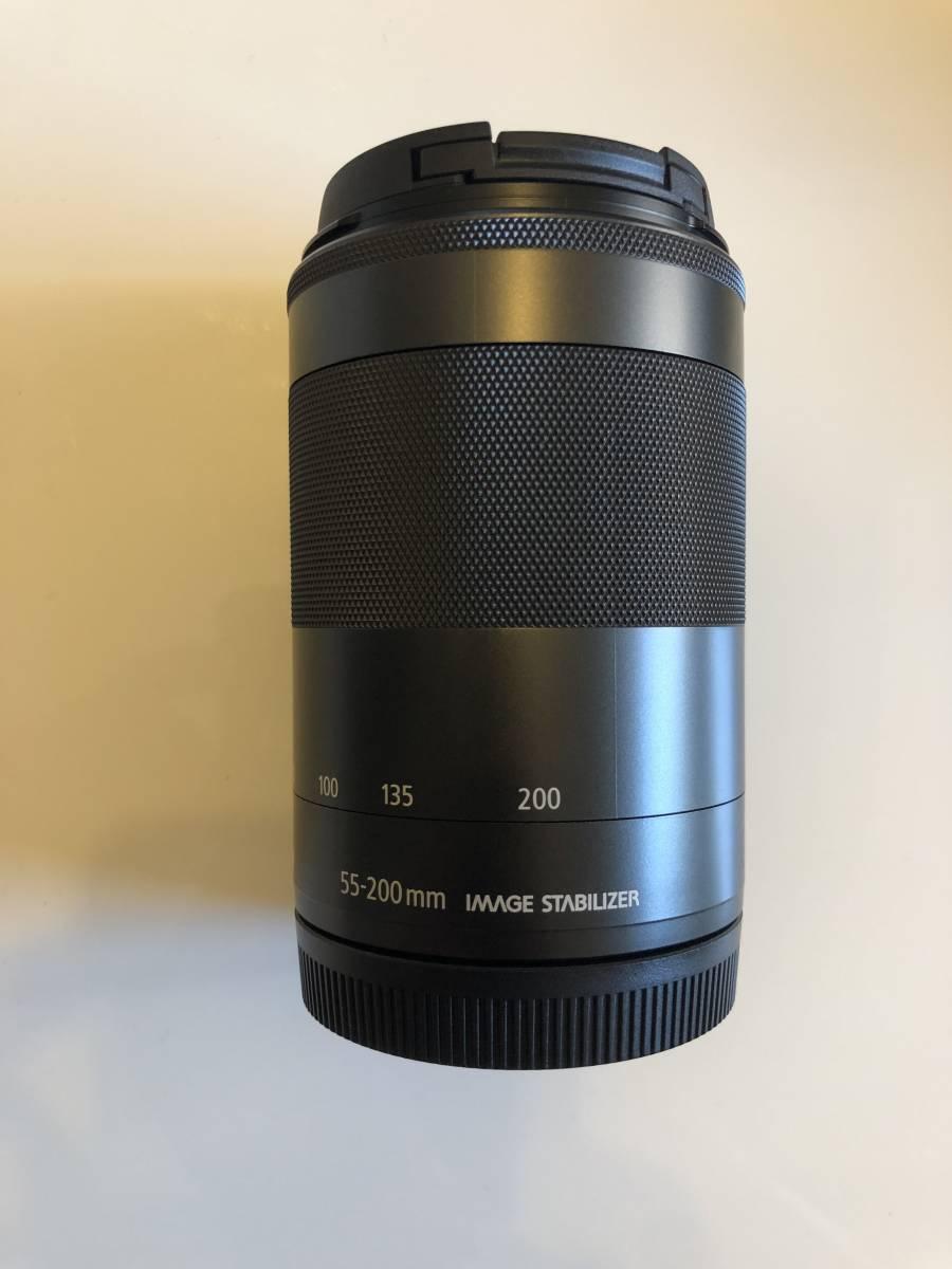☆Canon キャノン EOS M3 EF-M18-55 IS STM EF-M55-200 IS STM Kit☆_画像5