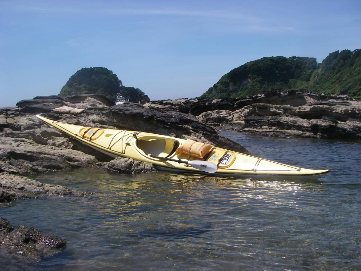 中古シーカヤック GORIKI Sedona 3分割モデル 東京引き取り限定