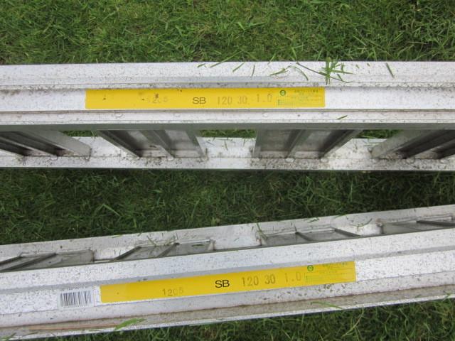 アルミ製 ブリッジ  120cm _画像2