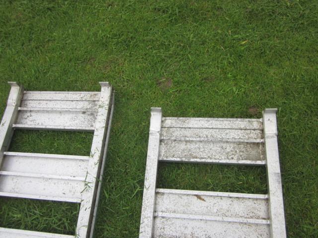 アルミ製 ブリッジ  120cm _画像3