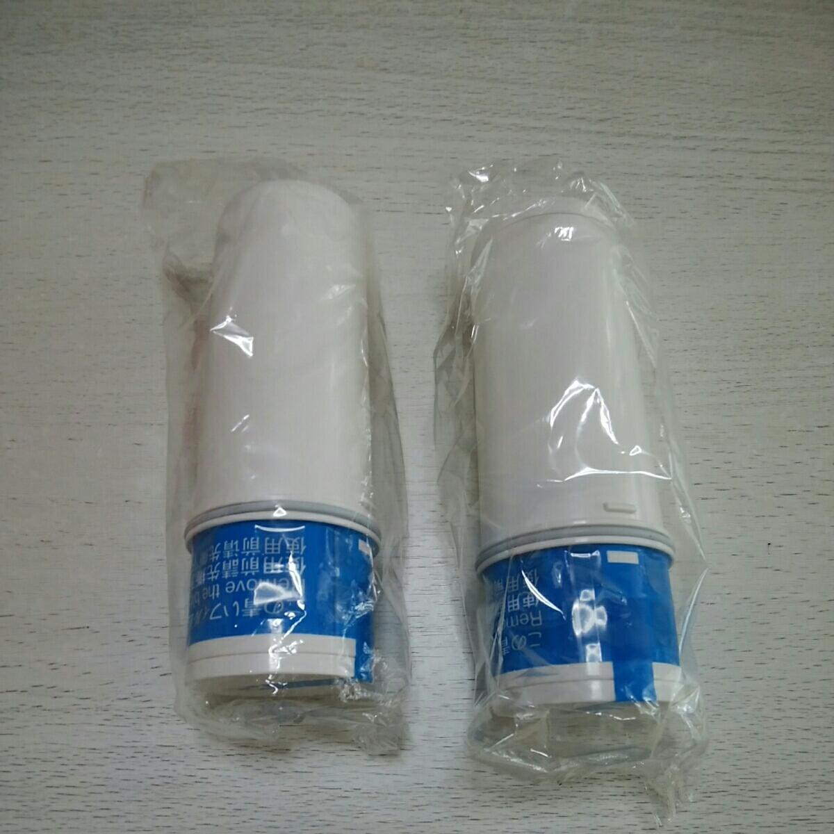 三菱レイヨン・クリンスイ クリンスイポット型浄水器用 交換カートリッジ スーパーハイグレード(2個入) CPC5W-NW_画像2