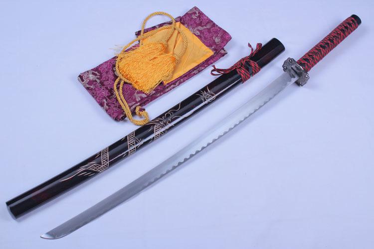 太刀 居合刀 日本刀 拵え 刀剣 刀装具 時代武具[TD014]_画像2