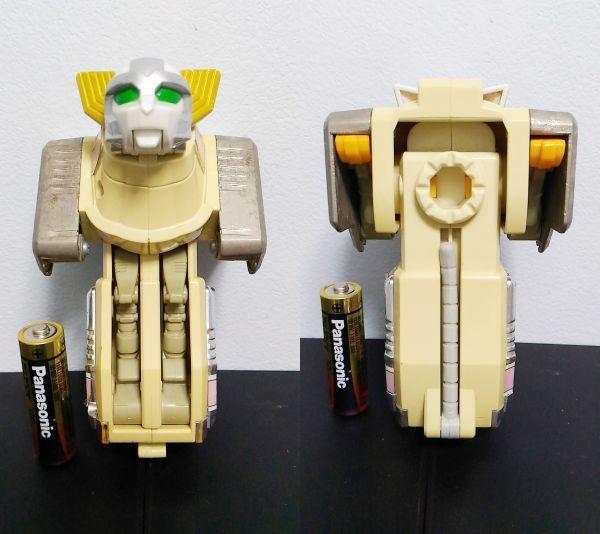 星獣戦隊ギンガマン DX ギンガット ギンガイオー 右腕 聖獣 ギンガピンク スーパー戦隊 特撮 東映 銀星獣 超合金 聖獣合体 3Oap_画像10
