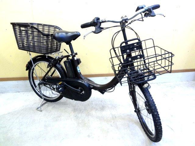 ■ BRIDGESTONE ブリジストン 20インチ電動アシスト自転車 Assista UNI ■
