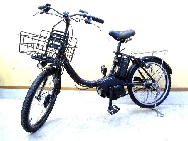 ■ BRIDGESTONE ブリジストン 20インチ電動アシスト自転車 Assista UNI ■_画像3