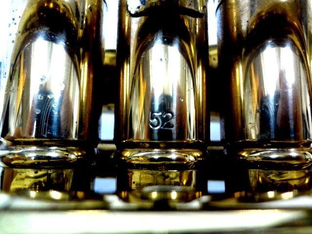 入手困難品 / ビンテージ楽器 ■ Cantabile カンタービレ ポケット トランペット 52 ■_画像3