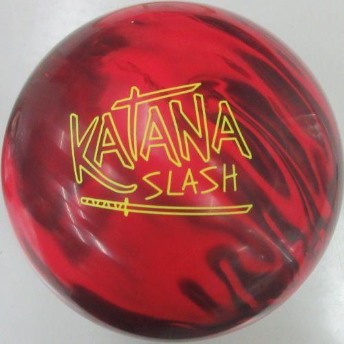 【新品】ボウリングボール カタナスラッシュ 15ポンド